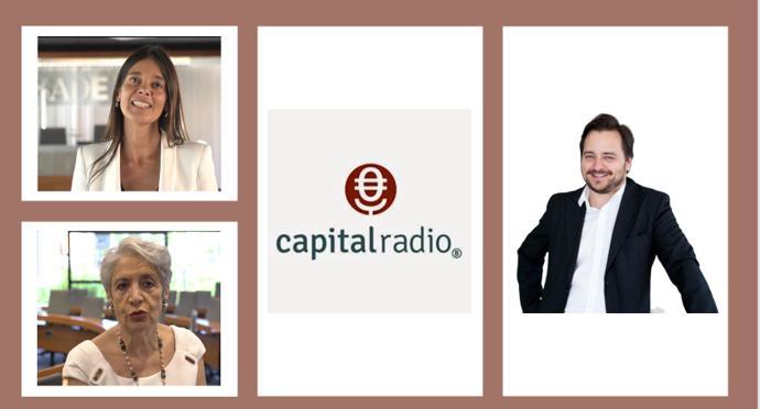 Consejos en El Marcapáginas (Capital Radio)
