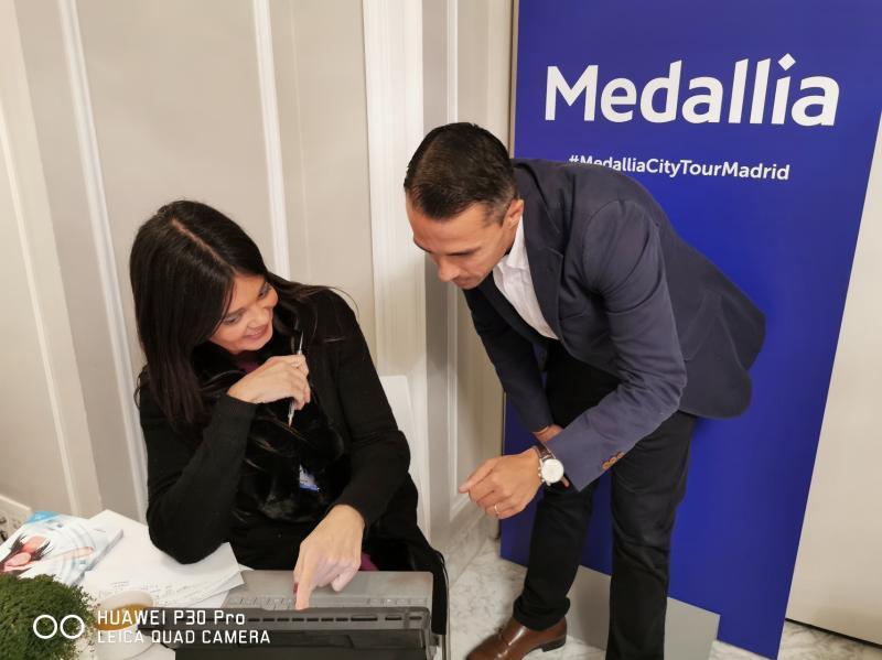 Conferencia para Medallia