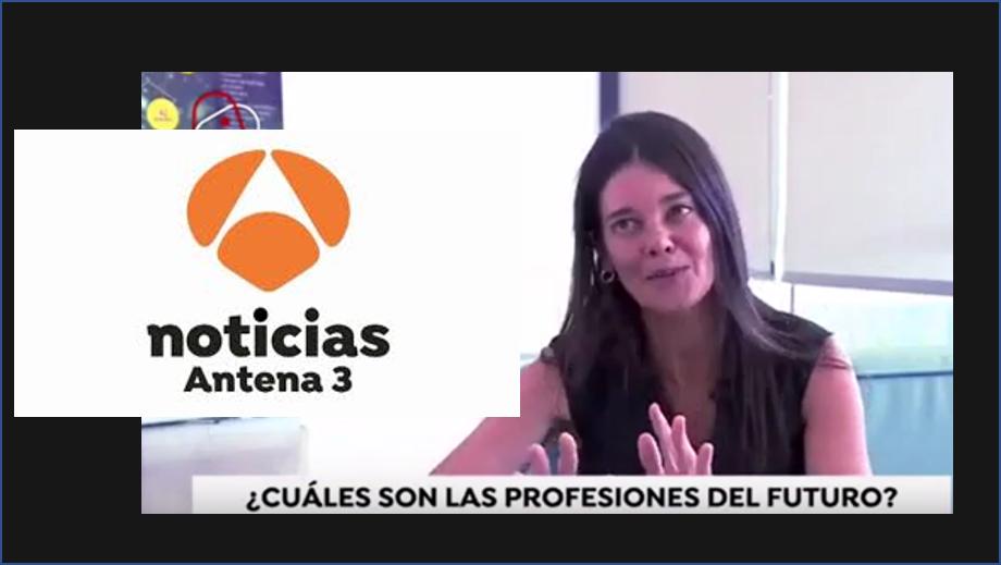 En las noticias de Antena 3