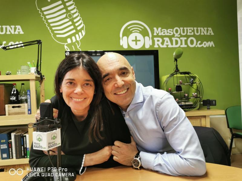Entrevista en MasqueunaRadio.com